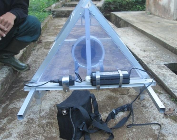 Prototipe Alat Aplikasi Biopestisida (PAAB) untuk Pengendalian Hama Empoasca pada Tanaman Teh